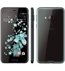 اتش تي سي U بلاي ثنائي الشريحة 4G LTE,  أسود, 64GB