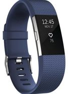 FITBIT CHARGE 2 LARGE LARYON,  blue silver
