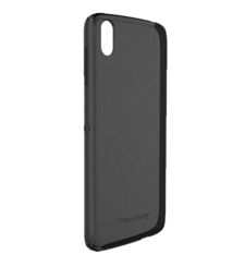 BLACKBERRY DTEK50 SOFT SHELL BACK CASE,  black