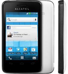 ALCATEL PIXI 2 DUAL SIM 3G,  أبيض, 4GB