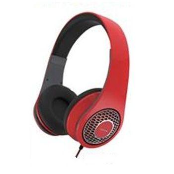MYCANDY PRO HEADSET MCHM750,  red