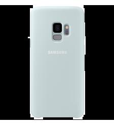 SAMSUNG GALAXY S9 SILICONE COVER,  blue