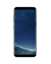 SAMSUNG GALAXY S8 PLUS,  midnight black