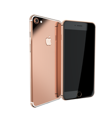 APPLE IPHONE 7 GOLD PLATED - ROSE GOLD BRILLIANT, 128gb
