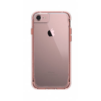 GRIFFIN IPHONE 7 / 8 BACK CASE SURVIVOR ROSE GOLD/WHITE/CLEAR
