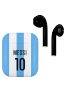 APPLE AIRPODS FIFA SUPERSTARS SERIES,  messi , matte