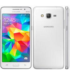 SAMSUNG GALAXY G532F GRAND PRIME PLUS DUAL SIM 4G LTE,  فضي, 8GB