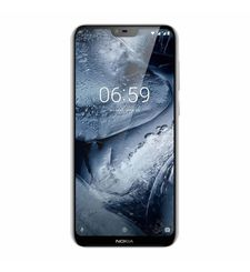 NOKIA 6.1 PLUS 64GB 4G DUAL SIM,  white