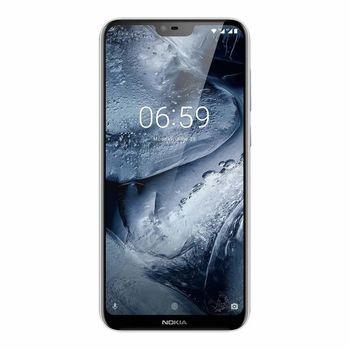 NOKIA 6.1 PLUS 64GB 4G DUAL SIM,  blue