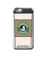 Benjamins iPhone 6 Back Case Coffee