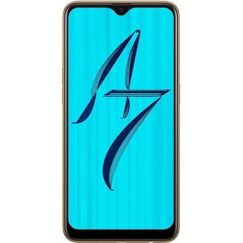 OPPO A7 64GB 4G DUAL SIM,  glaze blue