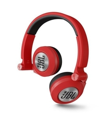 JBL ON EAR STEREO HEADSET E30,  red