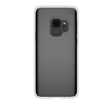 SPECK PRESIDO GALAXY S9 BACK CASE,  black