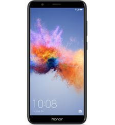 HONOR 7X 64GB 4G DUAL SIM,  black