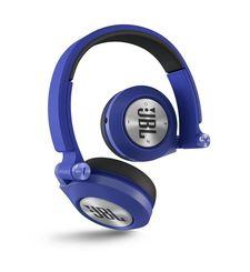 JBL ON EAR BT STEREO HEADSET E40,  blue