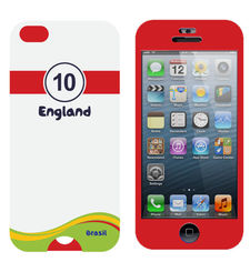 IPHONE 5/5S FOOTBALL CASES,  england