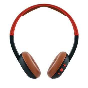 SKULLCANDY BLUETOOTH HEADPHONE,  orange