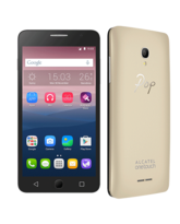 ALCATEL POP STAR 5070D DUAL SIM 4G LTE,  metallic gold, 8gb