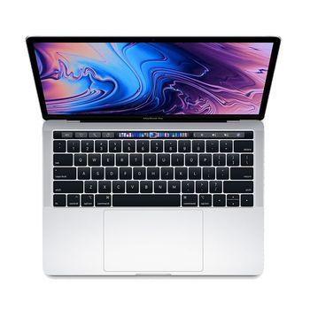MACBOOK PRO 15  2.3GHZ 8 CORE 16GB 512GB i9 TOUCH BAR SILVER