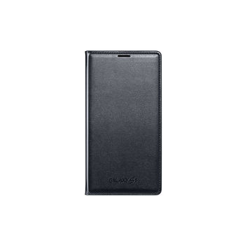 SAMSUNG S5 FLIP WALLET,  gold