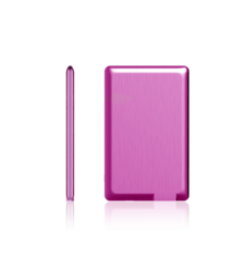 XOOPAR POWER BANK 1300MAH POWERCARD,  pink
