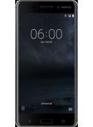 NOKIA 6 4G LTE DUAL SIM,  matte black, 64gb