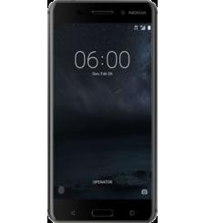 NOKIA 6 4G LTE DUAL SIM,  black, 32gb