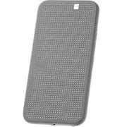 HTC M9 DOT VIEW HARD SHELL,  black