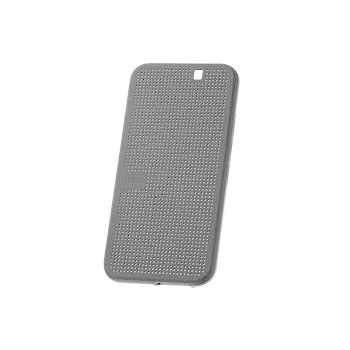 HTC M9 DOT VIEW HARD SHELL,  أسود