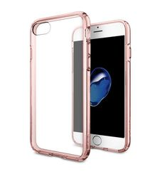 SPIGEN IPHONE 7 / 8 BACK CASE ULTRA HYBRID ROSE CRYSTAL