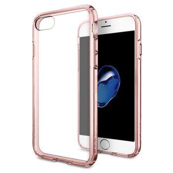 SPIGEN IPHONE 7 / 8 BACK CASE ULTRA HYBRID ROSE CRYSTAL