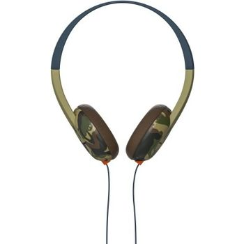 SKULLCANDY STEREO HEADPHONE UPROAR,  camo