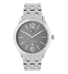 TOMMY HILFIGER WATCH,  grey