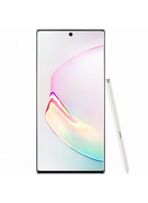SAMSUNG NOTE 10 PLUS DUAL SIM 4G LTE,  white, 256gb