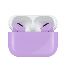 سويتش سماعات مطلية ايربودز برو من أبل لاسلكية, Gloss,  Lavender