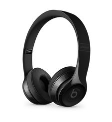 BEATS BLUETOOTH ON EAR HEADPHONE SOLO3,  gloss black
