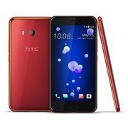 HTC U11 128GB 6GB RAM DUAL SIM,  red