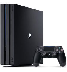 Sony PlayStation 4 Pro - 1TB, 1 Controller,  black