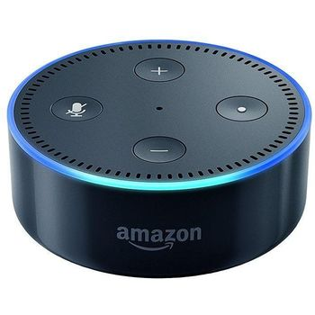 AMAZON ECHO DOT SECOND GENERATION,  black