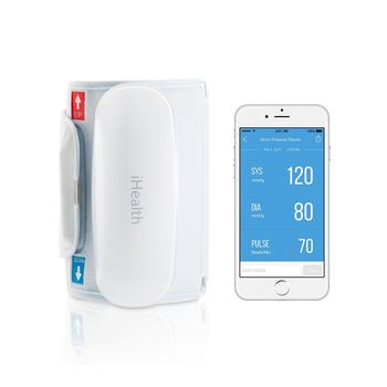IHEALTH WIRELESS BLOOD PRESSURE MONITOR BP5