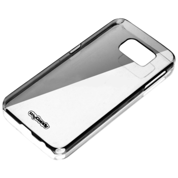 MYCANDY GALAXY S6 PC BACK CASE TRANSPARENT