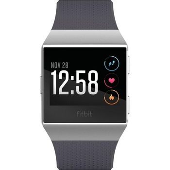 FITBIT SMART WATCH IONIC ACTIVITY TRACKER BLUE GREY WHITE