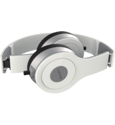 MYCANDY OVER EAR WIRED STEREO HEADPHONE SH01,  white