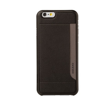 Ozaki O coat 0.3 Pocket IPhone 6 case,  black