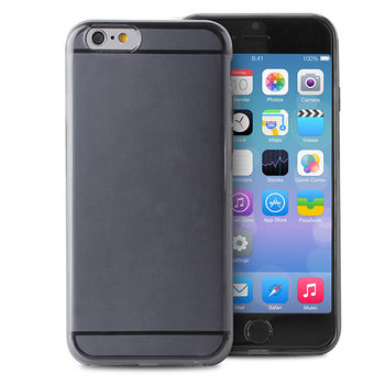 PURO CRYSTAL COVER IPHONE 6 and 6S 4.7 ,  plasma transparent