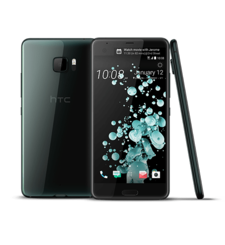 HTC U ULTRA 4G LTE DUAL SIM,  black, 64gb
