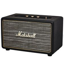 MARSHALL ACTON BLUETOOTH SPEAKER,  black