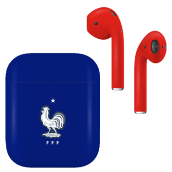 APPLE AIRPODS FIFA EDITION,  france , matte