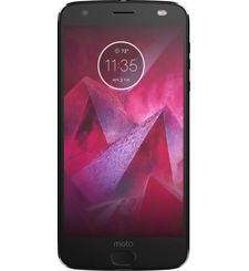 MOTO Z2 64GB 4G DUAL SIM WITH FREE MOTO MOD OF YOUR CHOICE,  black