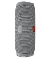 JBL CHARGE 3 WATERPROOF PORTABLE BLUETOOTH SPEAKER,  grey